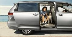 Such a perfect family van, the #Toyota Sienna!