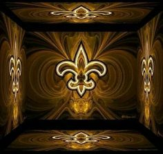 New Orleans Saints Saints Football, All Saints Day, Who Dat, New Orleans Saints, Lsu, Mixed Media Art, Painting, Signs, Boys