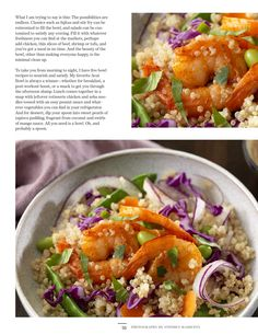 ISSUU - Who's Hungry? Magazine | Simple And Delicious Issue | No 13 by Stephen Hamilton Inc