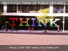 do you know what libraries are doing these days? - created with Haiku Deck by Melissa Marts