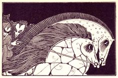 Harry Clarke's Beautiful and Haunting 1925 Illustrations for Goethe's Faust | Brain Pickings