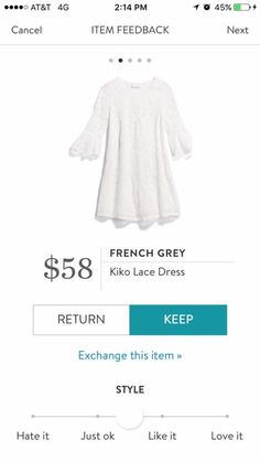 I would be interested in other white dress options too :)