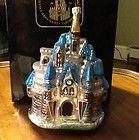 Christopher Radko Disney Magic Kingdom Cinderella Castle Christmas Ornament