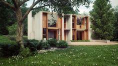louis kahn / esherick house