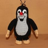 Kleine Maulwurf Häkelanleitung - Little mole crochet pattern free