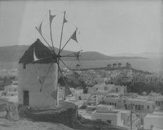 1936 ~ Mykonos sland (by Eli Lotar)