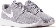 Nike Roshe Run (Grau / Weiss)