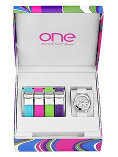 ONE DELICIOUS BOX Watch   OL3752IC01E