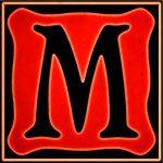 Presentation Alphabet Set: Drop Caps Letter M