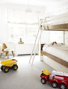 7 ways to do bunk beds the whole family will love from our friends at Porch