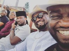 The Okoyes hang out! Brothers Jude & Paul Okoye attend friend's introduction ceremony - http://www.thelivefeeds.com/the-okoyes-hang-out-brothers-jude-paul-okoye-attend-friends-introduction-ceremony/
