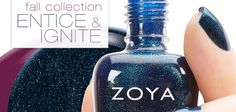 Zoya Entice Fall 2014 Collection