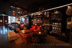 Resto Bar Palermo Holywood Buenos Ayres arq. Karen Garber