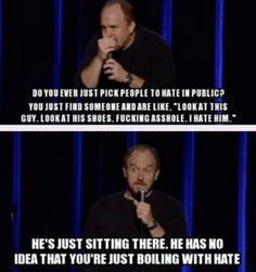 Oh Louis CK, how I love you.