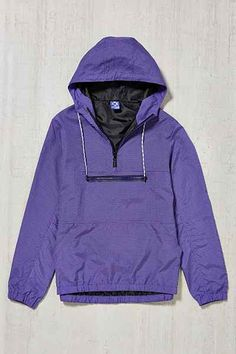 Without Walls Ripstop Kangaroo Anorak Jacket - Urban Outfitters