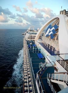 Crown Princess - cruise ship profile and guide
