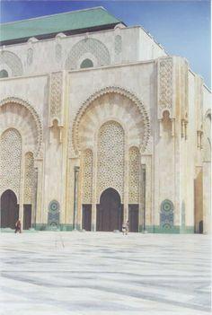 Inside of Hassan II Mosque   1000 Amazing Places: #847 Hassan II Mosque, Casablanca, Morocco