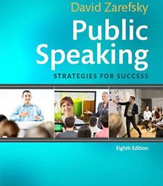 The art of public speaking 12th edition ebook pdf by stephen e public speaking strategies for success 8th edition pdf fandeluxe Image collections