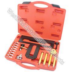 Petrol Engine Timing Locking Tool Kit for BMW N42 N46 Crankshaft Flywheel A3184