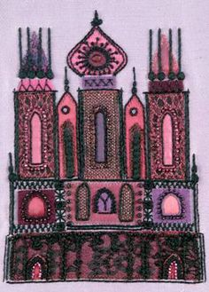 Embroidery by Constance Howard