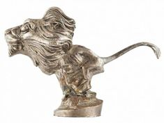Peugeot lion emblem 1923. Pinned by http://flanaganmotors.com