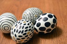 From the Relish Decor blog, host an Easter egg decorating party to celebrate spring! Get creative with these diy techniques and more.