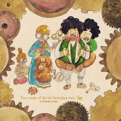 Toys made of tin are becoming rare#pmats9 #animation #design #coovo #illustration #illustrator #art #drawing #sketch #Japan #toy #tin  #Tinplate #Clockwork #デザイン #イラスト #イラストレーション #アニメ #アニメーション #アート #芸術 #ブリキ #おもちゃ #玩具 #ぜんまい #ゼンマイ仕掛け