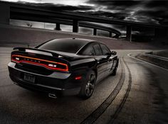 Charger Black Top 2012