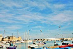 Porto di Bari #bari #puglia #pugliagram #pugliacom #mare #porto