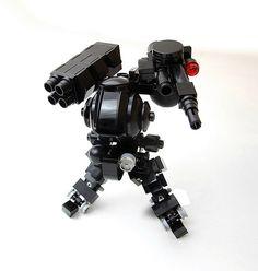 """JRM-87 MkIV """"Kala"""" - Tactical Ops by J5N, via Flickr #lego #mech"""