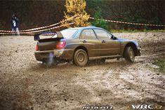 Subaru Impreza WRC - R. Burns