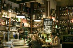 Bar MUT, em Barcelona