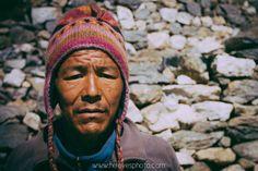 A Portrait of a Sherpa   #nepal #photography #everest