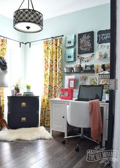 407 best office craft room eye candy images in 2019 offices rh pinterest com