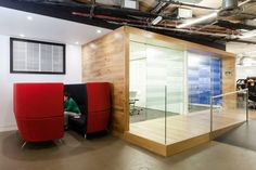 Essence offices by Peldon Rose, London – UK » Retail Design Blog