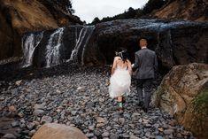 Oregon Coast Minimalist Geometric Elopement Inspo Shoot | S Photography Intimate Weddings & Adventure Elopements | www.sphotography.co