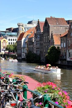 A friend wanted me to move here and work for him back years ago. Beautiful place to live.  Gent, Flanders, Belgium