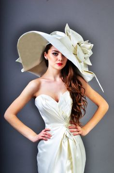 Elena Dress Hat not included by lauragalic on Etsy, $260.00