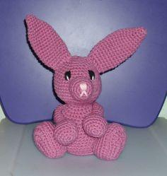 Ravelry: Sherbet Bunny pattern by Stormy'z Crochet