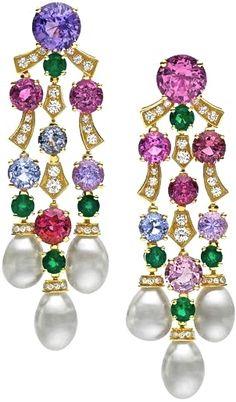 Repin: BVLGARI earrings