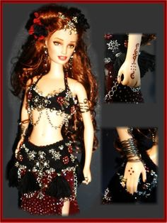Barbie makeover! :)