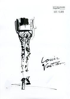 Louis Vuitton: spring 2014RTW