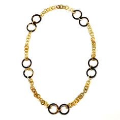 QueCraft Horn Chain Necklace - Q4355