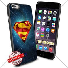 Superman WADE7479 iPhone 6 4.7 inch Case Protection Black Rubber Cover Protector WADE CASE http://www.amazon.com/dp/B015AKSYRA/ref=cm_sw_r_pi_dp_XbLDwb17VGNNH
