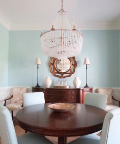 Open Concept Dining Room And Kitchen With Large Island From Porch Delectable Dining Room Empire Decorating Inspiration