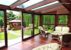 Téli kert, veranda, gang. zseniális ötletek - MindenegybenBlog