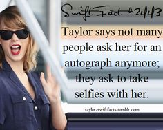 If I ever meet I will ask for an autograph:) (maybe both actually)
