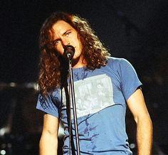 Eddie Vedder.  Oh my oh my oh my.