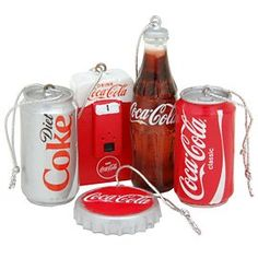 94a5a27d0d9fa More Ornaments for the Coca Cola Christmas Tree Coca Cola Drink