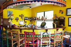 It looks like a shack from the outside, but that's all part of the package at this funky, arty restaurant, which pays homage to Haitian culture and cuisine. Miami Restaurants, New Journey, Miami Beach, Tap Tap, Dining, Black Beauty, Destinations, Home Decor, Travel